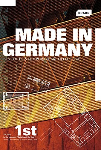 MADE IN GERMANY BEST OF CONTEMPORARY ARCHITECTURE