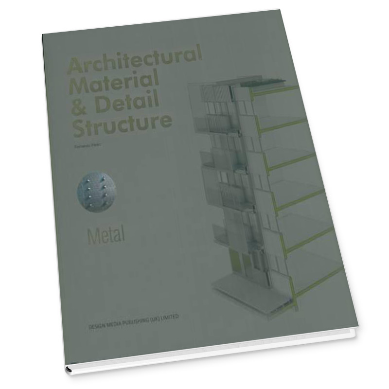 Architectural Material & Detail Structure_Metal Fernando Perez